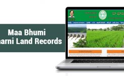 Dharni Telangana Land Records- Sign up and log in process etc