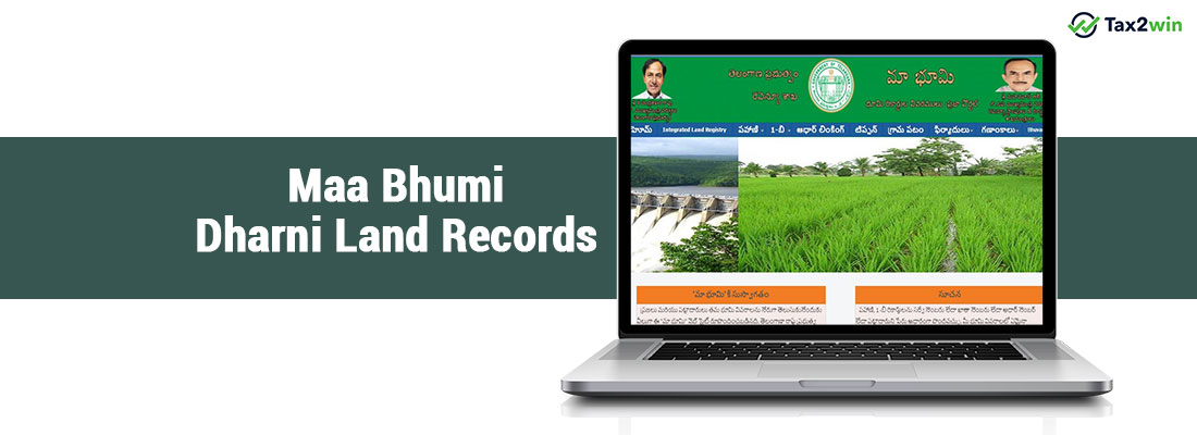 Maa-Bhumi--Dharni-Land-Records