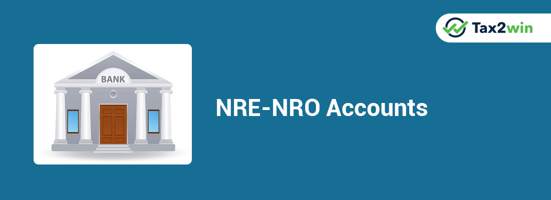 NRE-NRO-Accounts