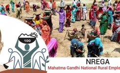 NREGA: Mahatma Gandhi National Rural Employment Guarantee Act