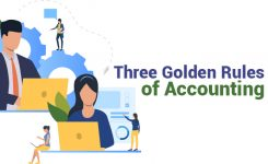 Three Golden Rules of Accounting – Rules & Examples
