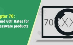 Chapter 70: HSN Codes and GST Rates for Glass and glassware products