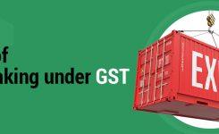 Letter of Undertaking (LUT) under GST