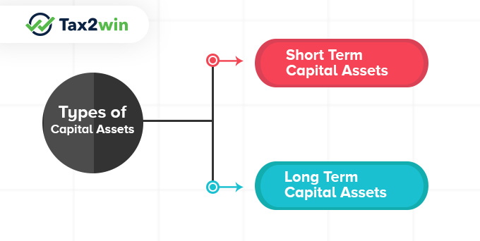 types of capital assets