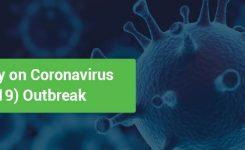 Advisory on Coronavirus (Covid-19) Outbreak